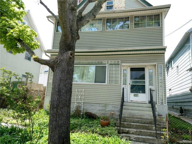 568 Plymouth, Buffalo, NY 14213 (MLS #B1118889) :: BridgeView Real Estate Services