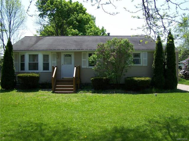 237 Bucyrus Drive, Amherst, NY 14228 (MLS #B1119162) :: BridgeView Real Estate Services