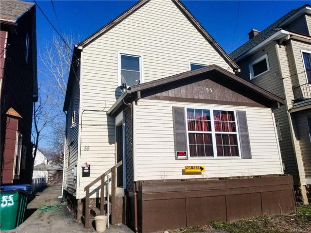 55 Briscoe Avenue, Buffalo, NY 14211 (MLS #B1119174) :: BridgeView Real Estate Services