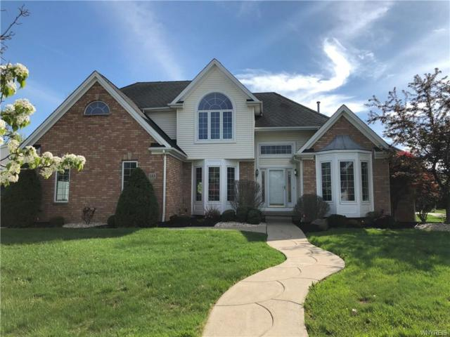 588 Bauman Court, Amherst, NY 14221 (MLS #B1119267) :: BridgeView Real Estate Services
