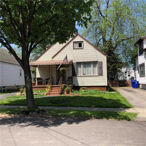 106 Tindle Avenue, West Seneca, NY 14224 (MLS #B1119398) :: BridgeView Real Estate Services