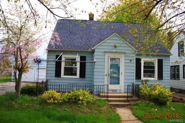 1115 Cleveland Drive, Cheektowaga, NY 14225 (MLS #B1119485) :: BridgeView Real Estate Services