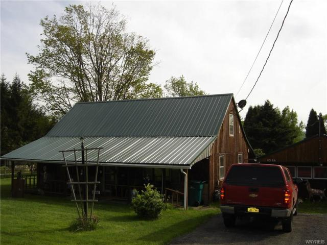 9358 S Protection Road, Holland, NY 14080 (MLS #B1119518) :: Robert PiazzaPalotto Sold Team