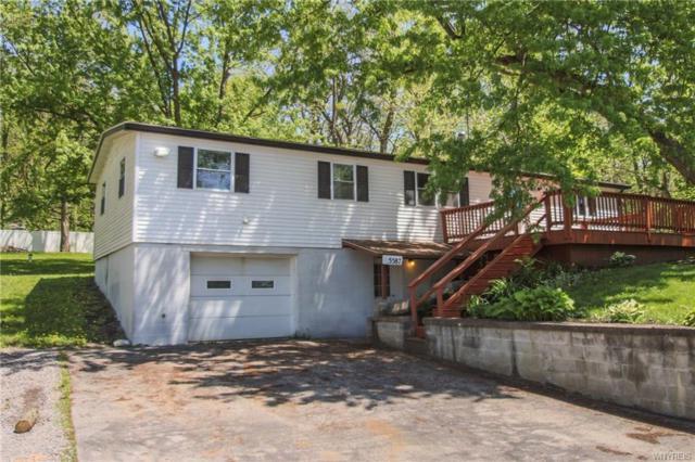 5587 E Lake Road, Conesus, NY 14435 (MLS #B1120041) :: The CJ Lore Team | RE/MAX Hometown Choice
