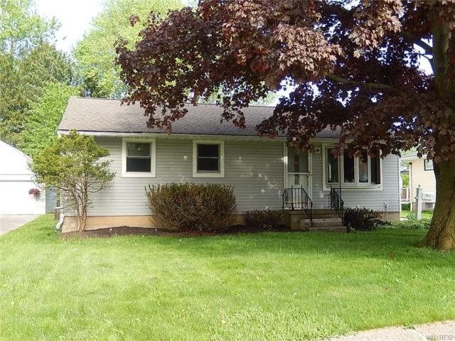 205 Warren Avenue, West Seneca, NY 14224 (MLS #B1120255) :: Updegraff Group