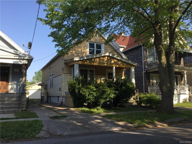 42 Cornwall Avenue, Buffalo, NY 14215 (MLS #B1120603) :: Updegraff Group