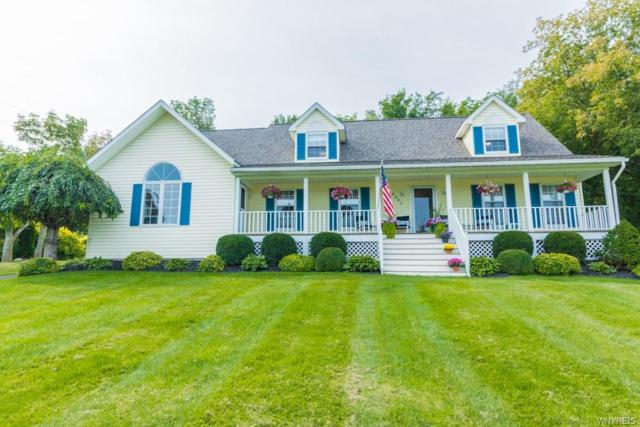 4332 Lower Mountain Road, Cambria, NY 14094 (MLS #B1120918) :: Updegraff Group
