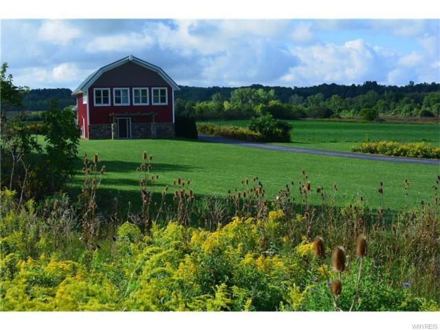4788 Lower Mountain Road, Cambria, NY 14094 (MLS #B1122135) :: The Rich McCarron Team