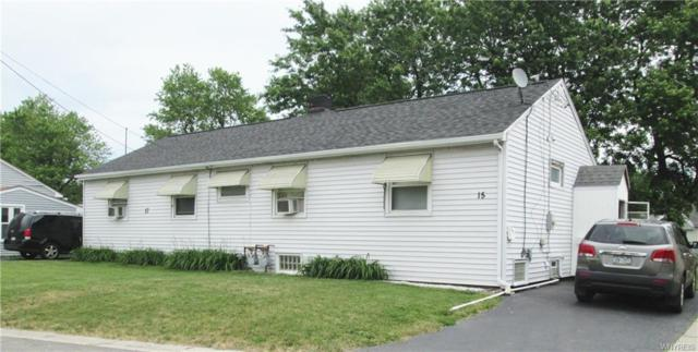 15 - 17 Kingswood Drive, Cheektowaga, NY 14225 (MLS #B1125066) :: The CJ Lore Team | RE/MAX Hometown Choice