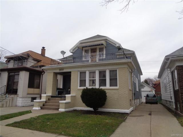 359 S Ogden Street, Buffalo, NY 14206 (MLS #B1125455) :: The Rich McCarron Team