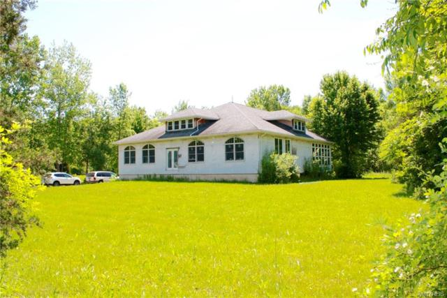 5380 Ide Road, Newfane, NY 14172 (MLS #B1125813) :: Robert PiazzaPalotto Sold Team