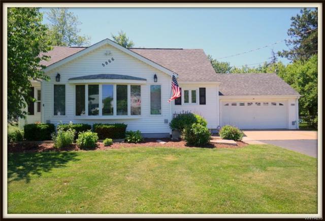 5966 Garlow Road, Lewiston, NY 14304 (MLS #B1126370) :: The CJ Lore Team   RE/MAX Hometown Choice