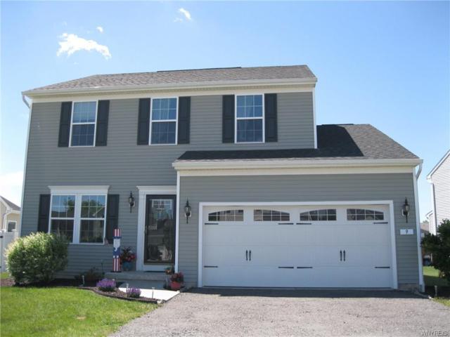 9 Prairie Lane, Lancaster, NY 14086 (MLS #B1126407) :: The CJ Lore Team | RE/MAX Hometown Choice