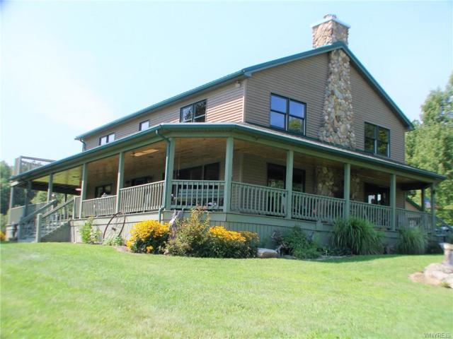 9823 County Road 23 Road, Rushford, NY 14777 (MLS #B1126470) :: The CJ Lore Team | RE/MAX Hometown Choice