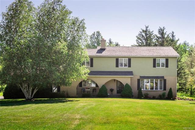 5719 Hunters Creek Road, Wales, NY 14139 (MLS #B1126706) :: The Chip Hodgkins Team