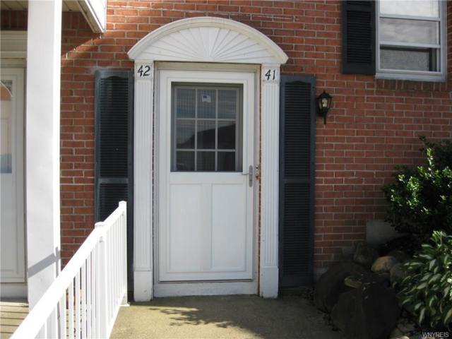 3905 Bowen Road #42, Lancaster, NY 14086 (MLS #B1126900) :: Robert PiazzaPalotto Sold Team
