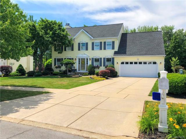 20 Southpoint Drive, Lancaster, NY 14086 (MLS #B1127001) :: The CJ Lore Team | RE/MAX Hometown Choice