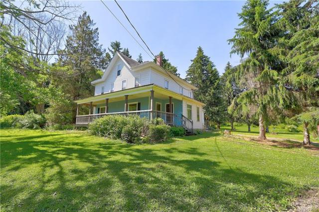 6737 Nys Route 353, New Albion, NY 14719 (MLS #B1127030) :: The CJ Lore Team | RE/MAX Hometown Choice