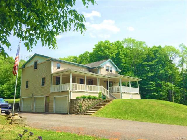 9499 S Protection Road, Holland, NY 14080 (MLS #B1127198) :: The Chip Hodgkins Team