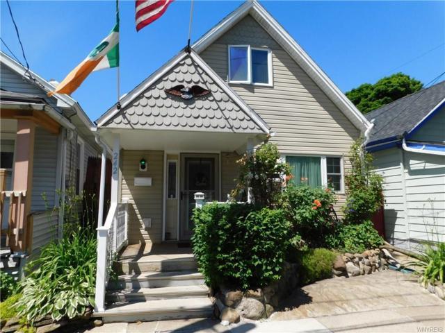 242 Gorton Street, Buffalo, NY 14207 (MLS #B1127348) :: Robert PiazzaPalotto Sold Team