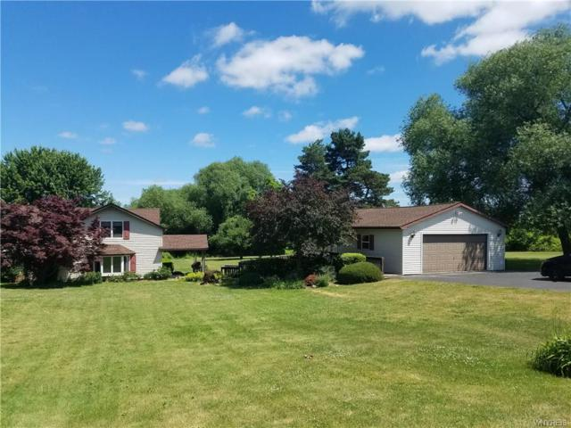 4013 Lower Mountain Road, Cambria, NY 14094 (MLS #B1127695) :: The Rich McCarron Team