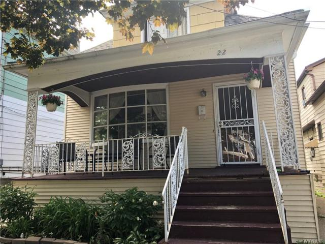 22 Ridge Park Avenue, Cheektowaga, NY 14211 (MLS #B1128281) :: The CJ Lore Team | RE/MAX Hometown Choice