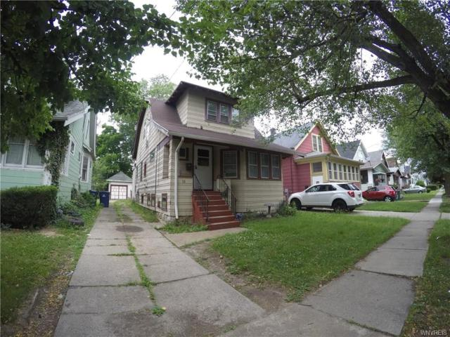 58 Poultney Avenue, Buffalo, NY 14215 (MLS #B1128344) :: The Rich McCarron Team