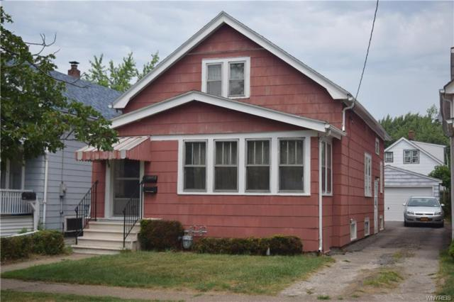 162 Hastings Avenue, Buffalo, NY 14215 (MLS #B1133871) :: The Rich McCarron Team