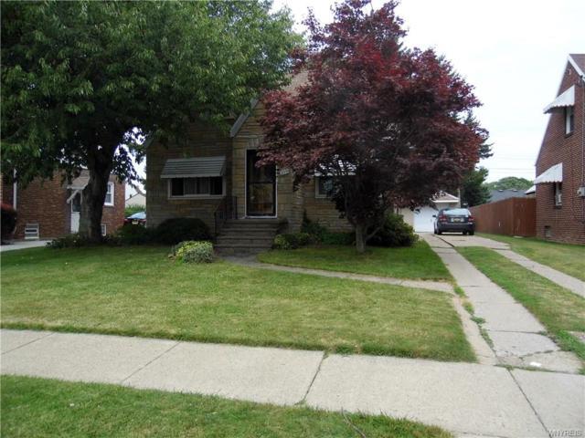 209 S Ogden Street, Buffalo, NY 14206 (MLS #B1134183) :: The Rich McCarron Team