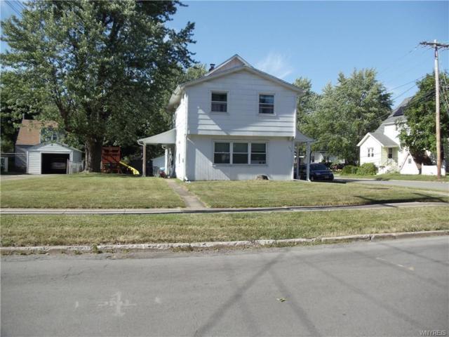 596 Longmeadow Rd, Amherst, NY 14226 (MLS #B1134239) :: The Rich McCarron Team