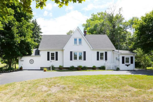 549 Ransom Road, Lancaster, NY 14086 (MLS #B1134490) :: The CJ Lore Team | RE/MAX Hometown Choice