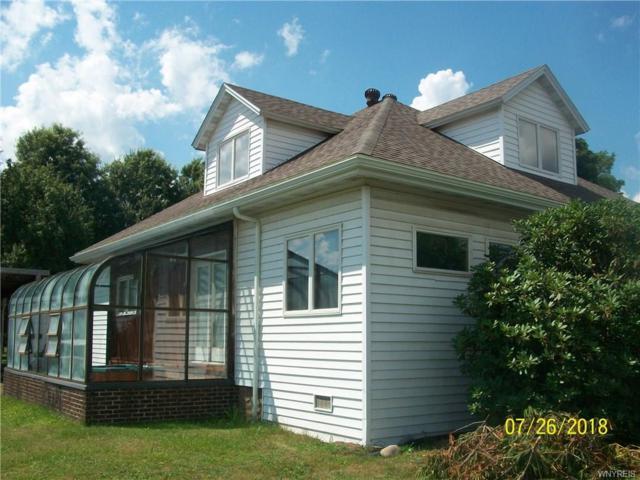 523 Portville-Ceres Rd, Portville, NY 14770 (MLS #B1137984) :: Robert PiazzaPalotto Sold Team