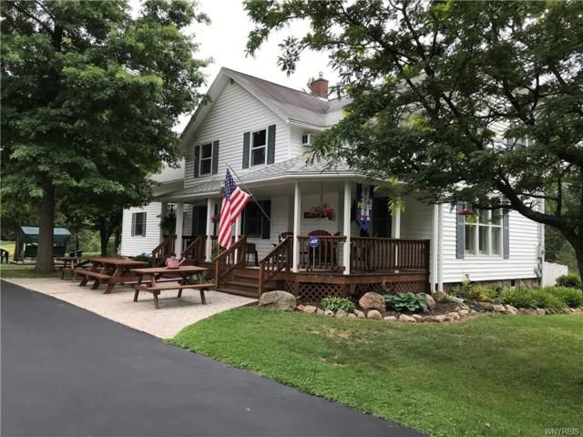 1627 Bailey Road, Aurora, NY 14052 (MLS #B1138386) :: The Chip Hodgkins Team