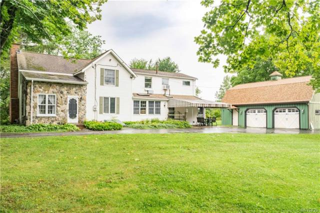276 Behm Road, Aurora, NY 14170 (MLS #B1139693) :: The Chip Hodgkins Team