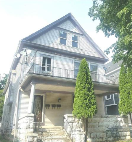 188 Hughes Avenue, Buffalo, NY 14208 (MLS #B1140499) :: The Rich McCarron Team