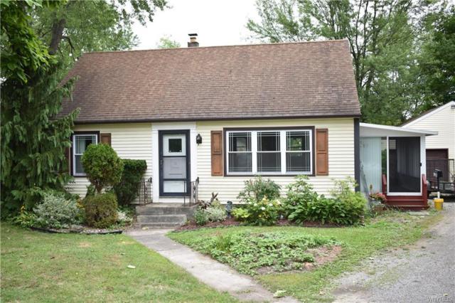 6927 Bear Ridge Road, Pendleton, NY 14120 (MLS #B1141218) :: The Chip Hodgkins Team