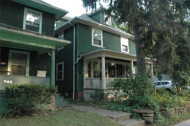 538 Conkey Avenue, Rochester, NY 14621 (MLS #B1141380) :: The Chip Hodgkins Team