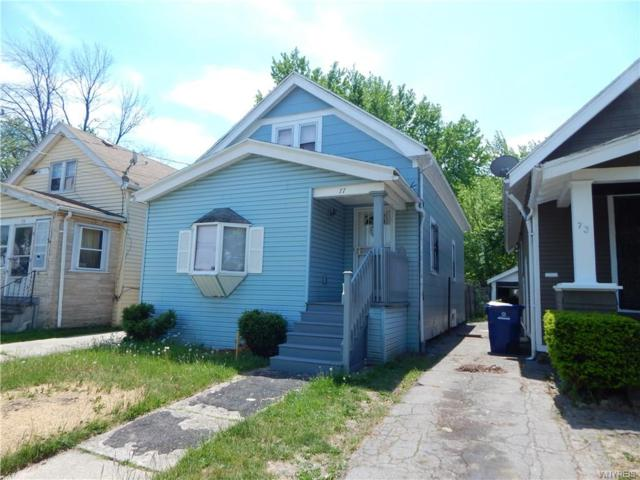 77 Davidson Avenue, Buffalo, NY 14215 (MLS #B1142031) :: Updegraff Group