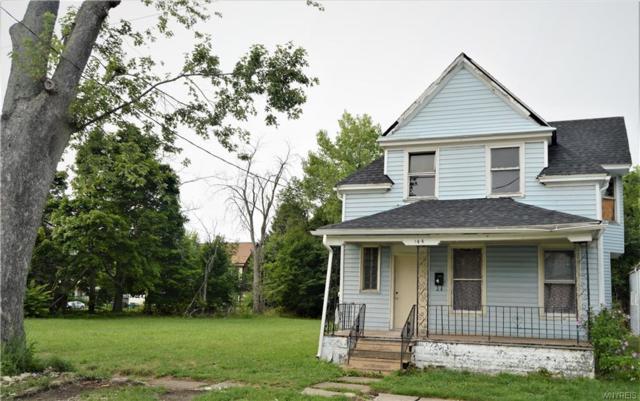 144 Northampton Street, Buffalo, NY 14209 (MLS #B1142458) :: MyTown Realty