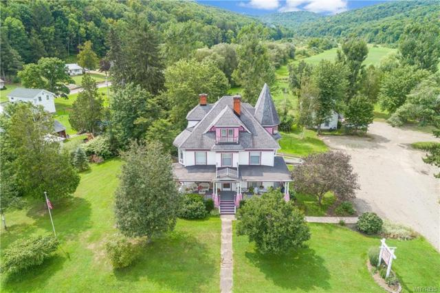 1759 Four Mile Road, Allegany, NY 14706 (MLS #B1143140) :: The Chip Hodgkins Team