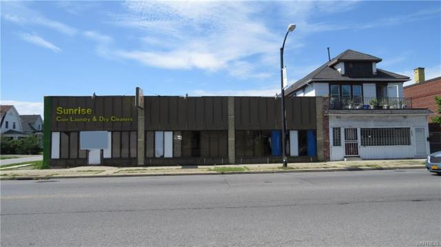 3196 Bailey Avenue, Buffalo, NY 14215 (MLS #B1145487) :: Robert PiazzaPalotto Sold Team