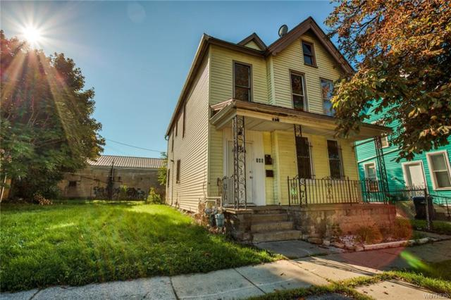 145 Hudson Street, Buffalo, NY 14201 (MLS #B1148329) :: BridgeView Real Estate Services