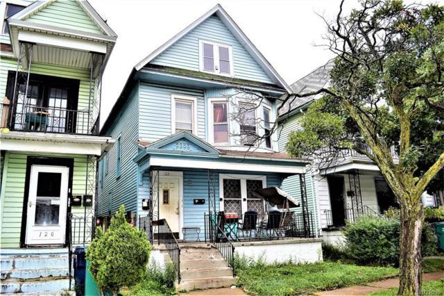 122 Auburn Avenue, Buffalo, NY 14213 (MLS #B1148372) :: BridgeView Real Estate Services