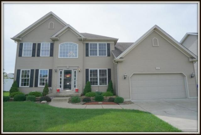 25 Morris Crescent, West Seneca, NY 14224 (MLS #B1148839) :: BridgeView Real Estate Services