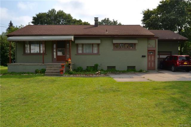 671 Mineral Springs Road, West Seneca, NY 14224 (MLS #B1149425) :: BridgeView Real Estate Services