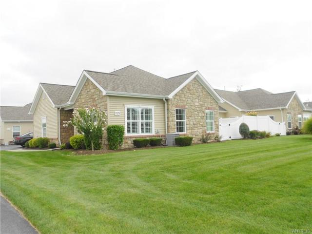 9525 Bent Grass Run D, Clarence, NY 14032 (MLS #B1149544) :: BridgeView Real Estate Services
