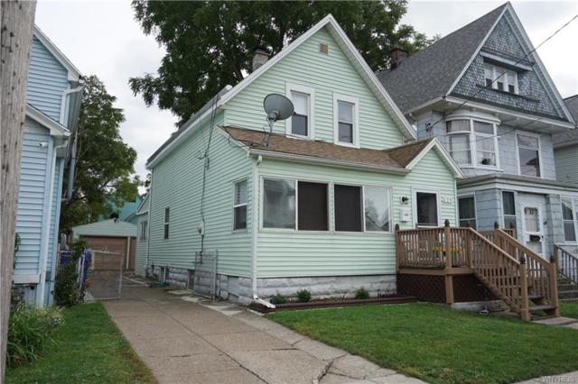 129 Duerstein Street, West Seneca, NY 14210 (MLS #B1150132) :: BridgeView Real Estate Services