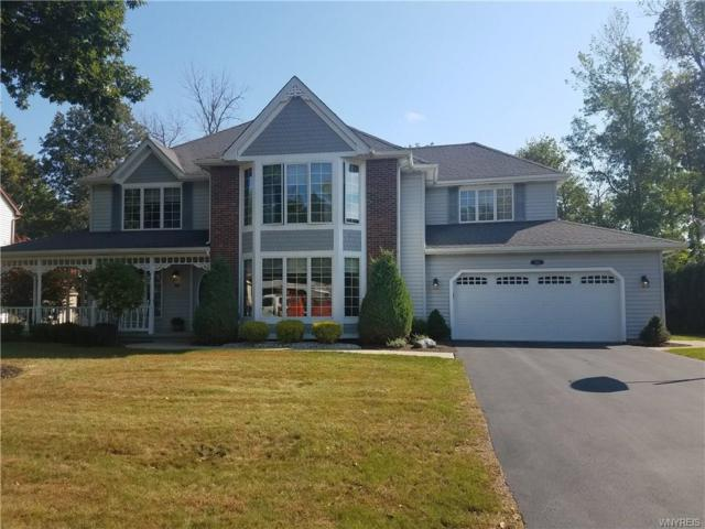 6311 Walnut Creek Drive, Clarence, NY 14051 (MLS #B1150134) :: BridgeView Real Estate Services
