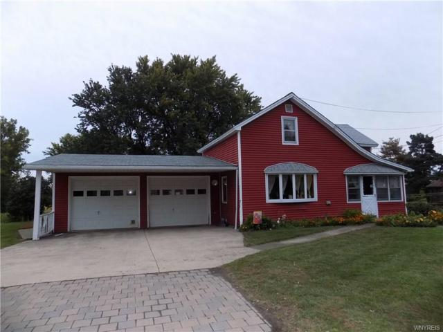4009 Lower Mountain Road, Cambria, NY 14094 (MLS #B1150960) :: The Rich McCarron Team