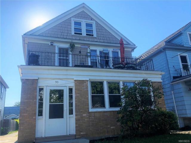 90 Virgil Avenue, Buffalo, NY 14216 (MLS #B1152310) :: Updegraff Group
